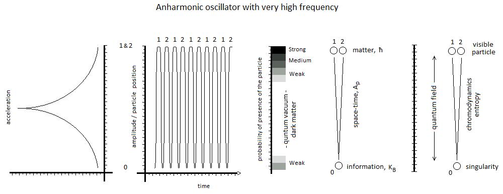 Anharmonic Oscillator Singularity